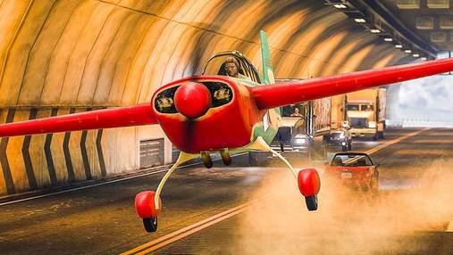 Геймер вразив мережу навичками вищого пілотажу у GTA V: відео