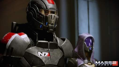 Суперечлива відеогра: геймер знайшов у Mass Effect 2 кумедну пасхалку на Grand Theft Auto