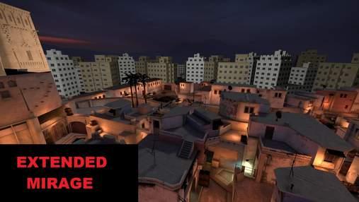 """Ентузіаст створив """"сюжетний режим"""" для мапи Mirage із CS: GO – його можна проходити з друзями"""