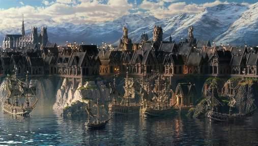 Працювали 3 роки: група ентузіастів створила в Minecraft величезне місто в готичному стилі