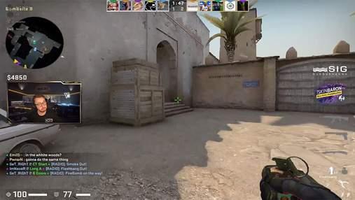 Зробив це всліпу: відомий гравець у CS:GO ліквідував усю ворожу команду за 3 секунди – відео