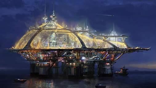 Акіла, Нова Атлантида та Неон – розробники Starfield показали локації майбутньої гри