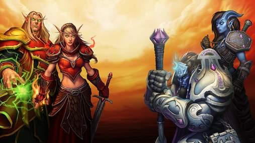 Жесткая цензура: Blizzard отредактировала две откровенные картины из видеоигры World of Warcraft