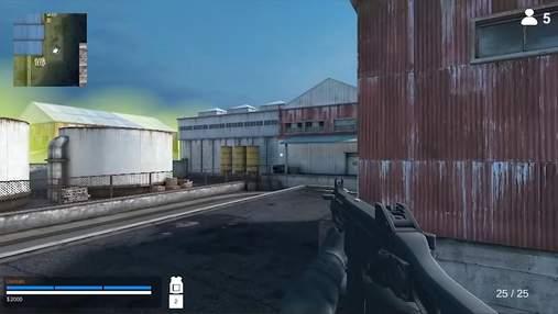 Зате точно без чітерів – геймер створив власну Call of Duty: Warzone всього за 48 годин
