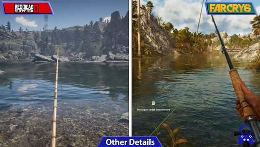 Red Dead Redemption 2 или Far Cry 6: блогер захотел узнать, какая из этих игр реалистичнее