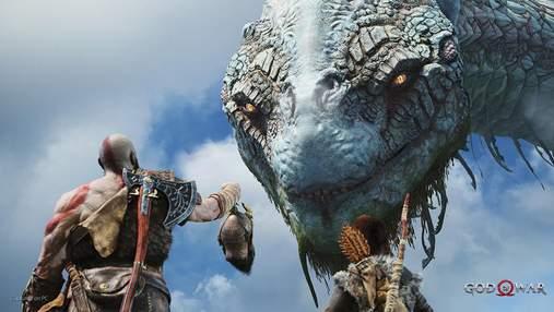 Дата виходу, ціна, новий трейлер та інша інформація: відеогра God of War вийде на PC
