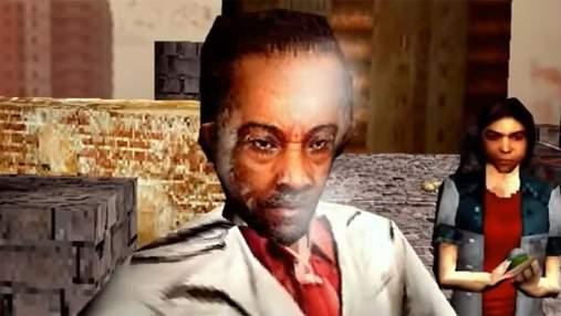 Блогер показал, как могла бы выглядеть игра Far Cry 6, если бы она вышла на PlayStation 1