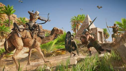 Нові історії та ремейки старих: інсайдер поділився інформацією про Assassin's Creed Infinity