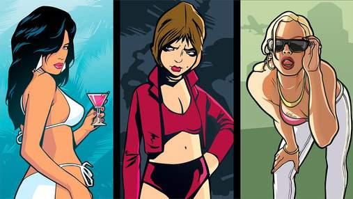 Дата виходу, ціна, трейлер та інші деталі: нова інформація про Grand Theft Auto: The Trilogy