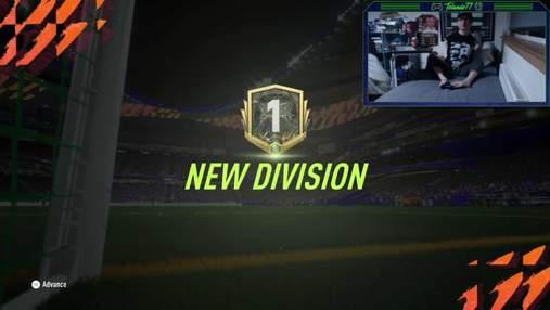 Геймер с инвалидностью покорил сеть, выйдя в первый дивизион FIFA 22