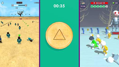 """Лучшие мобильные игры за последнюю неделю: очередные новинки по мотивам """"Игры в кальмара"""""""