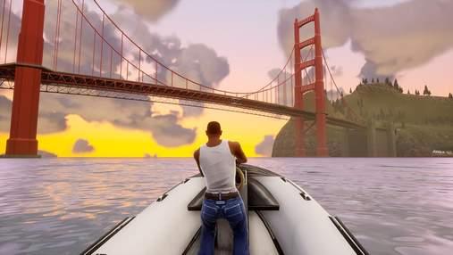 Цензура та чимало нових деталей: ремастери трилогії GTA порівняли з оригінальними відеоіграми