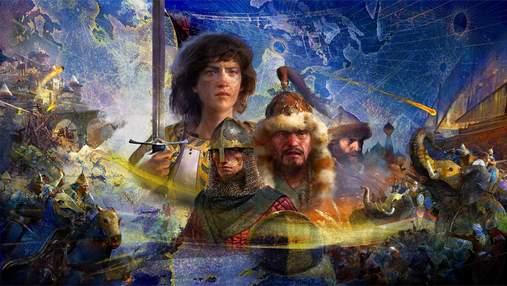 Еволюція, а не революція: у мережі з'явилися перші оцінки стратегії Age of Empires IV