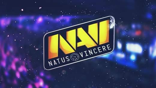 NAVI посіла 2 місце в рейтингу найпопулярніших кіберспортивних організацій світу